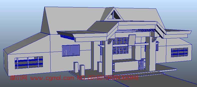 场景模型 古代场景  标签:神社房子房屋 作品描述: 上一个作品:    宝