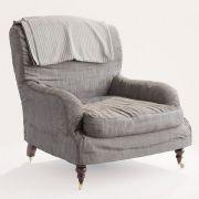 超精致椅子(已展好UV并附带法线贴图)