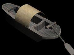 木船,船桨