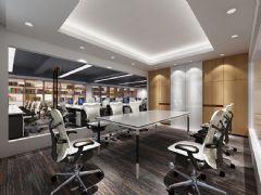 办公室,会议室,办公模型
