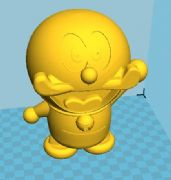 哆啦A梦机器猫,蓝胖子3d打印文件