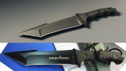 军刀,施莱德极端帝国3号max模型