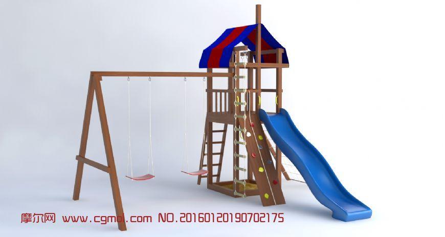 工厂直供儿童滑梯 游乐园滑梯 滑滑梯 秋_乐乐简笔画