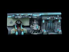 星战科幻墙壁
