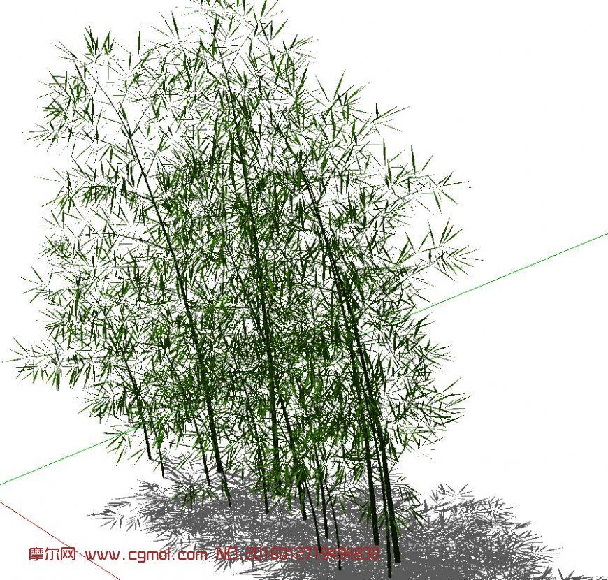竹子针围巾织法图解