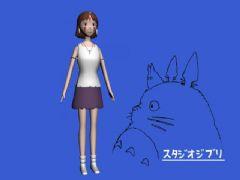 宫崎骏-幽灵公主