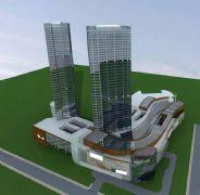 商业 综合体 高层 住宅