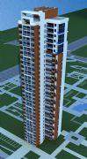 现代住宅楼
