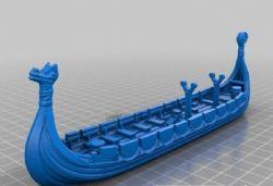 ��舟3D打印模型