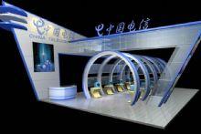 中国电信展厅