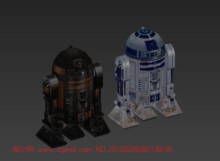 标签:星战星球大战r2d2机器人