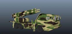 红旗-12防空导弹