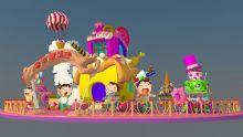 欢乐糖果屋