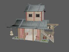 药房,中式建筑