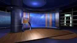 电视新闻虚拟背景