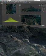 山石景�^3D模型