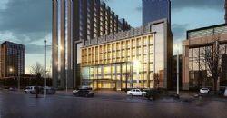 现代商业大厦建筑