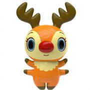 卡通圣诞小驯鹿,vr材质,带贴图