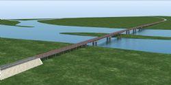 大桥,高速公路