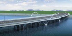 斜拱桥3D模型