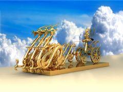 乘龙,古代帝王座驾雕塑