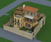 欧式别墅设计一