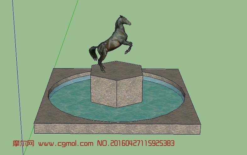 动物模型 哺乳动物  标签:马雕塑雕像 作品描述: 作者其他作品 上一个