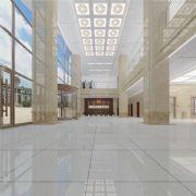 市检察院办公大堂