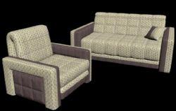 森林系列沙发3D模型