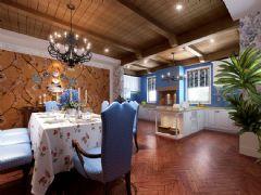 田园风格餐厅