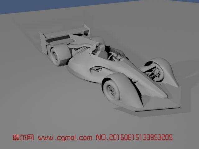 天天飞车逐风maya模型