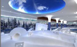 冰雪主题儿童游乐场