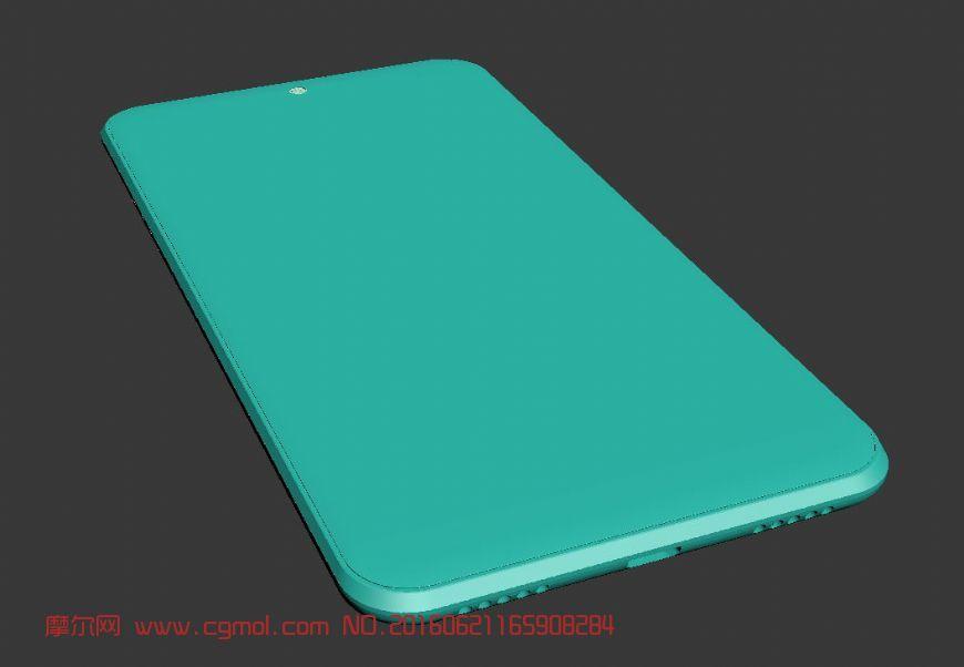 360 N4手机obj模型