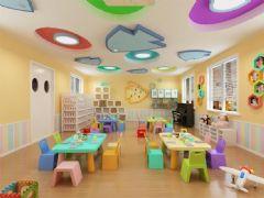幼儿园,早教班