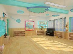 幼稚园,儿童娱乐中心3D模型