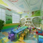 单间幼儿园教室