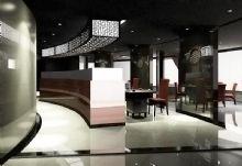 中式餐馆3D模型