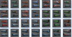 史上最全火车头3D模型合辑一,带贴图