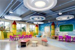 新颖的幼儿园模型