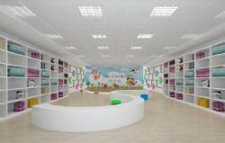 少儿阅览室3D模型
