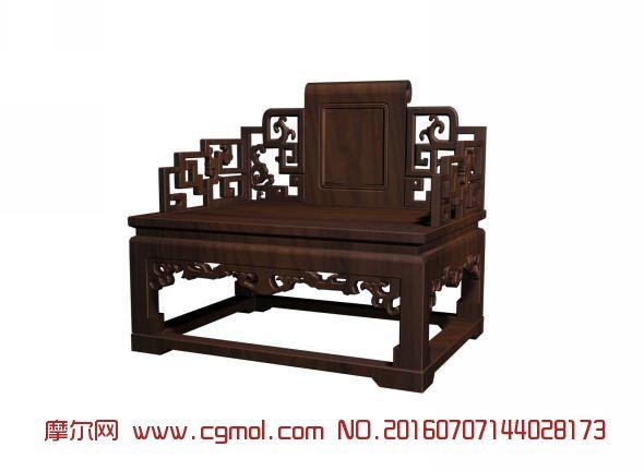 室内模型 室内家具  标签:座椅 作品描述:高清晰中式家具 作者其他