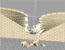 流星锤砸墙动画文件