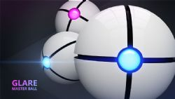 �� glare master ball