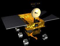 玉兔号月球车maya模型