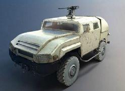 新型装甲车