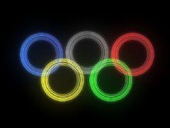 五环,奥运徽标