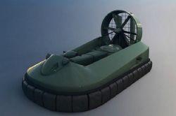 大型塑�z登�艇max模型