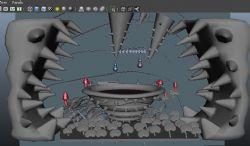 葫芦娃场景maya模型