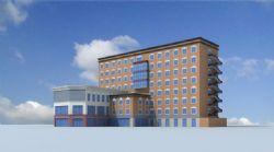 地方政府办公楼,工业楼建筑