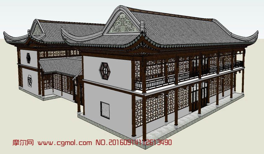 中国古典园林建筑
